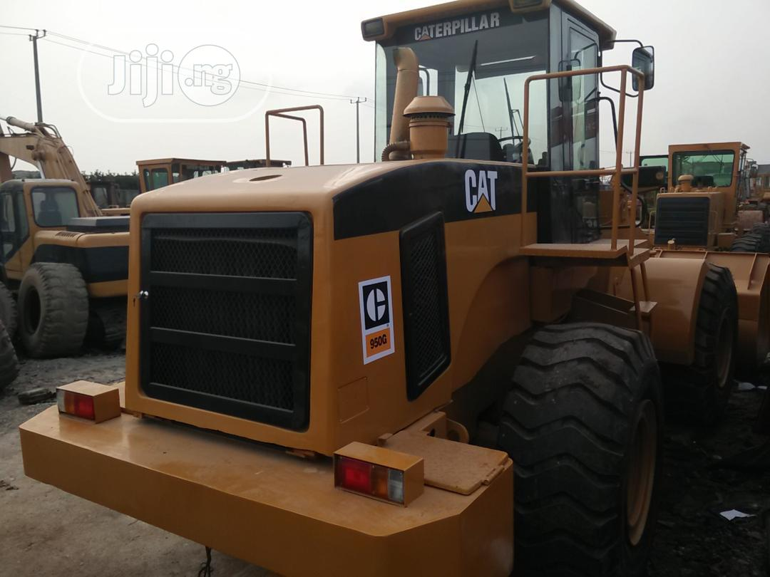 950G Caterpillar Wheel Loader | Heavy Equipment for sale in Amuwo-Odofin, Lagos State, Nigeria