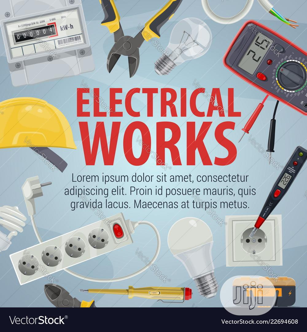 Professional Electrical And Electronics Services | Building & Trades Services for sale in Lugbe District, Abuja (FCT) State, Nigeria