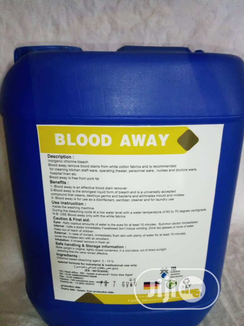 Archive: Blood Stain Remover For Laundry Available For Sale