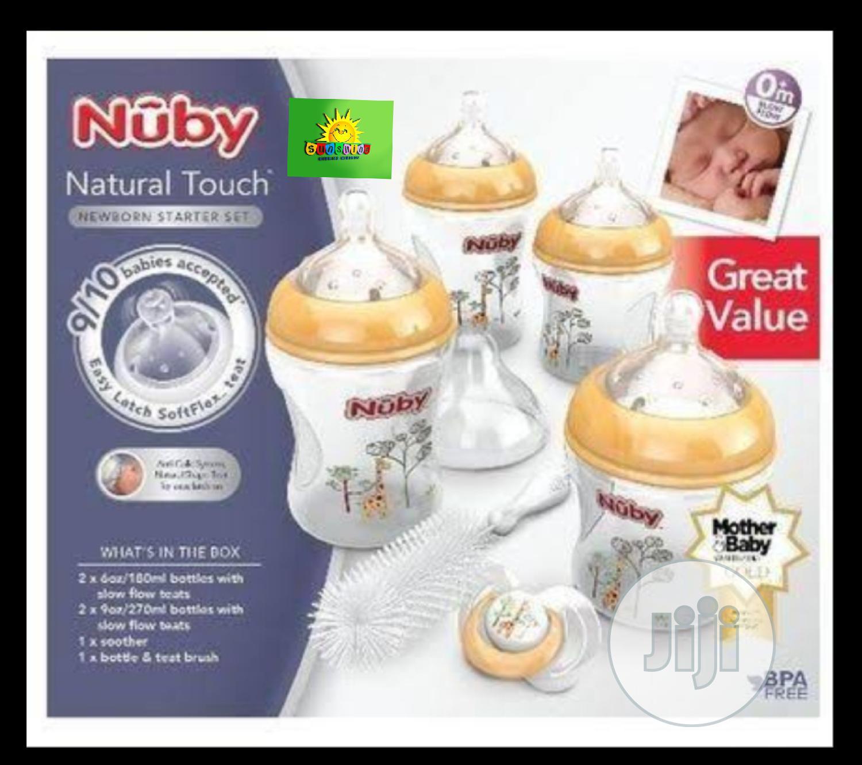 Nuby Feeding Bottles