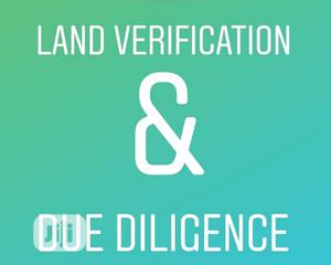 Land Document Verification | Legal Services for sale in Lagos State, Ikoyi