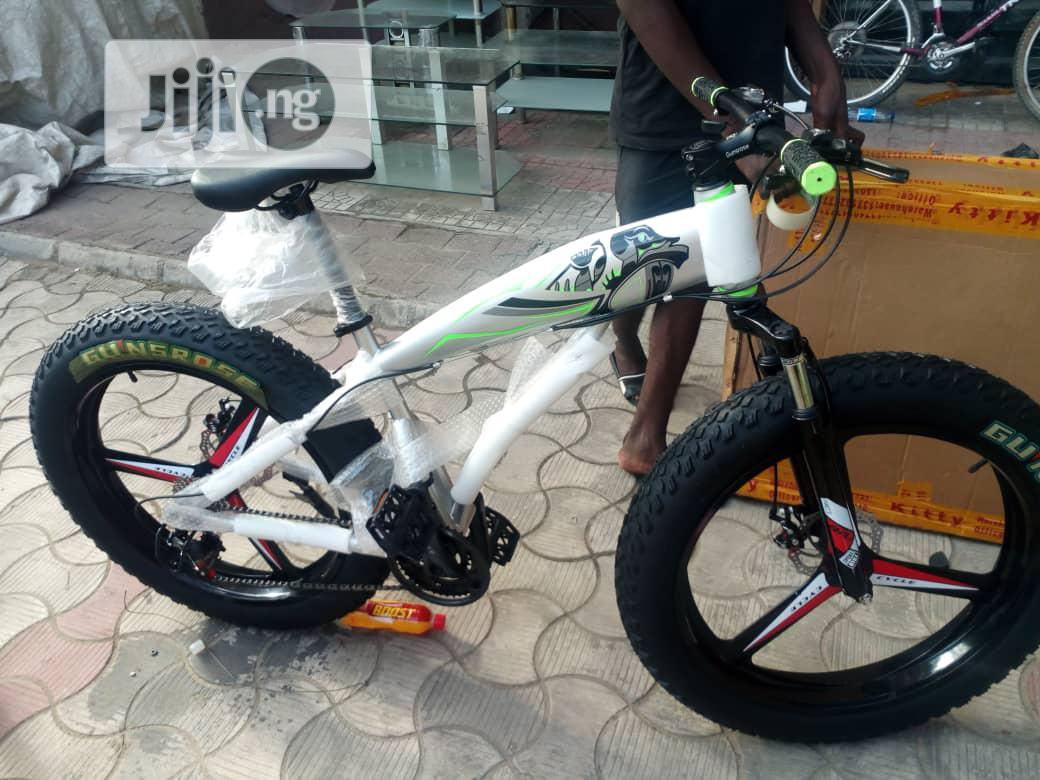 American Premium Mountain Hummer Alloy Wheel Bicycle