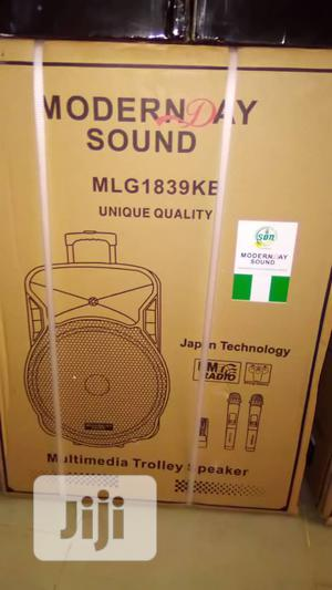 Modernday Sound Public Address System, 15 Inches, 1800watts | Audio & Music Equipment for sale in Lagos State, Ikeja