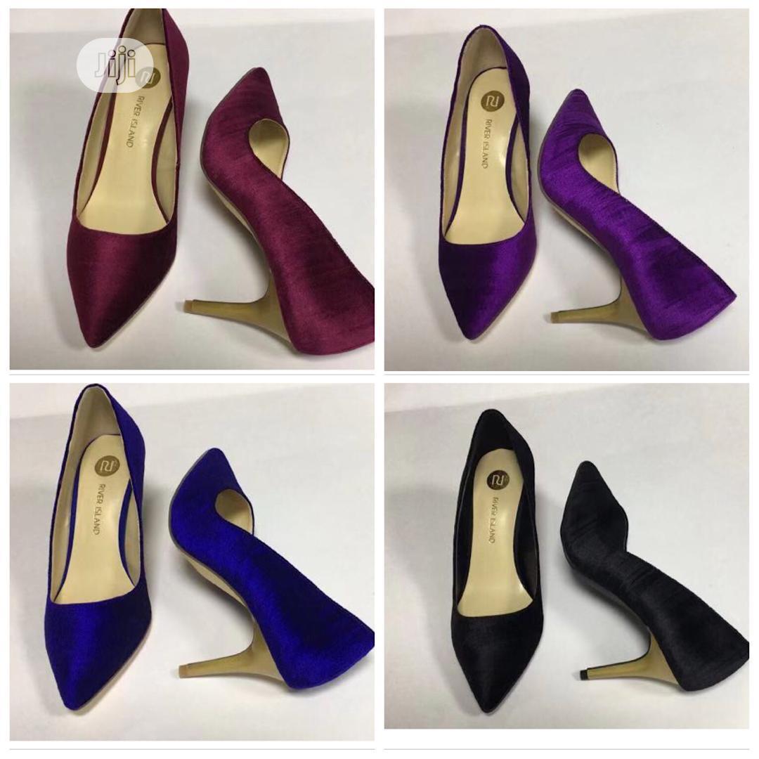 Quality Ladies Heel Shoes
