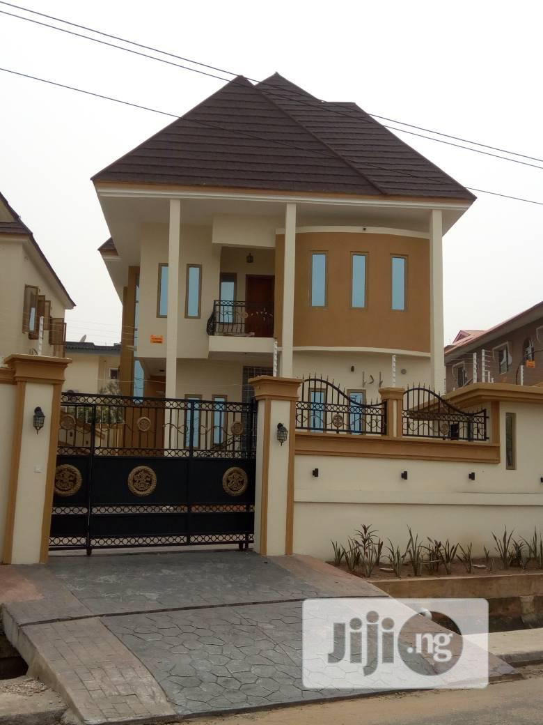 Luxury Built Fully Detached 5bedroom Duplex In Magodo Phase 2