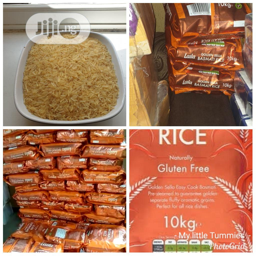 Golden Sella Basmati Rice | Meals & Drinks for sale in Magodo, Lagos State, Nigeria