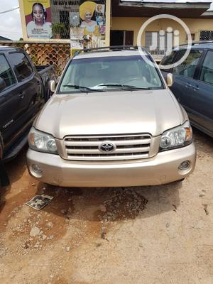 Toyota Highlander 2007 Gold | Cars for sale in Oyo State, Ibadan