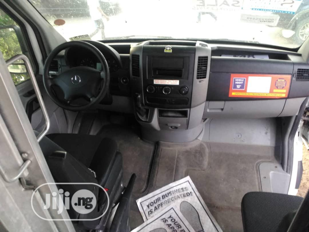 Mercedes-benz Sprinter 2011 White | Buses & Microbuses for sale in Surulere, Lagos State, Nigeria