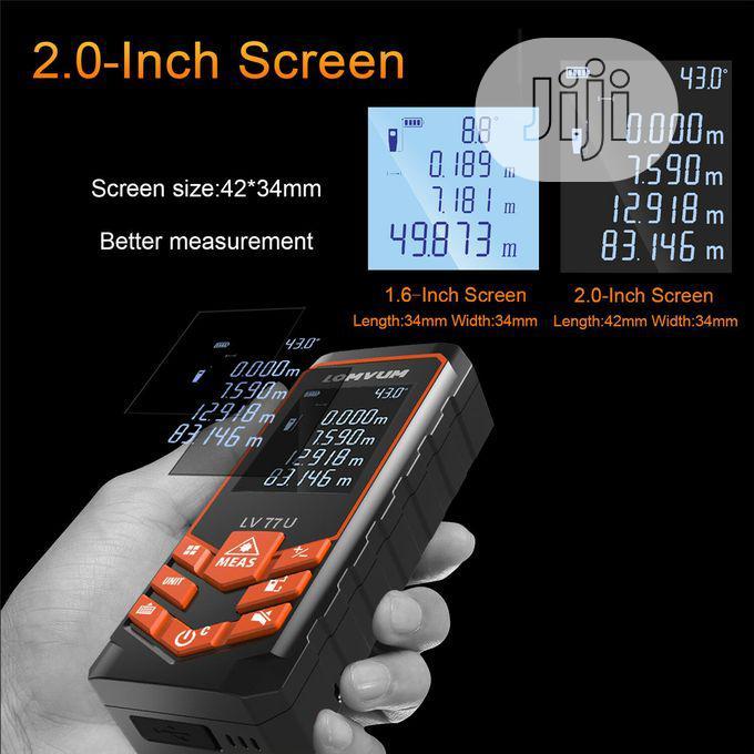 Laser Distance Meter Digital Measure - 120M   Measuring & Layout Tools for sale in Ikeja, Lagos State, Nigeria