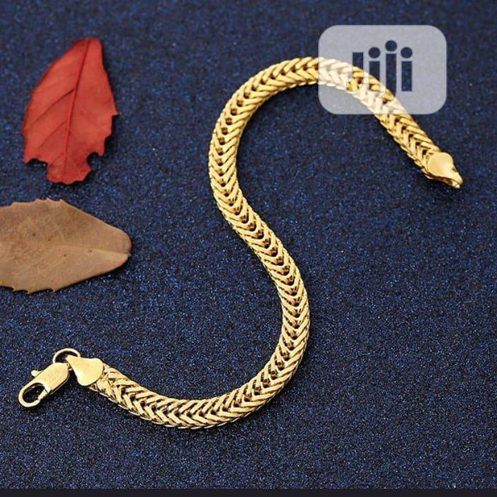 Archive: Stainless Steel Leg Chain Anklet