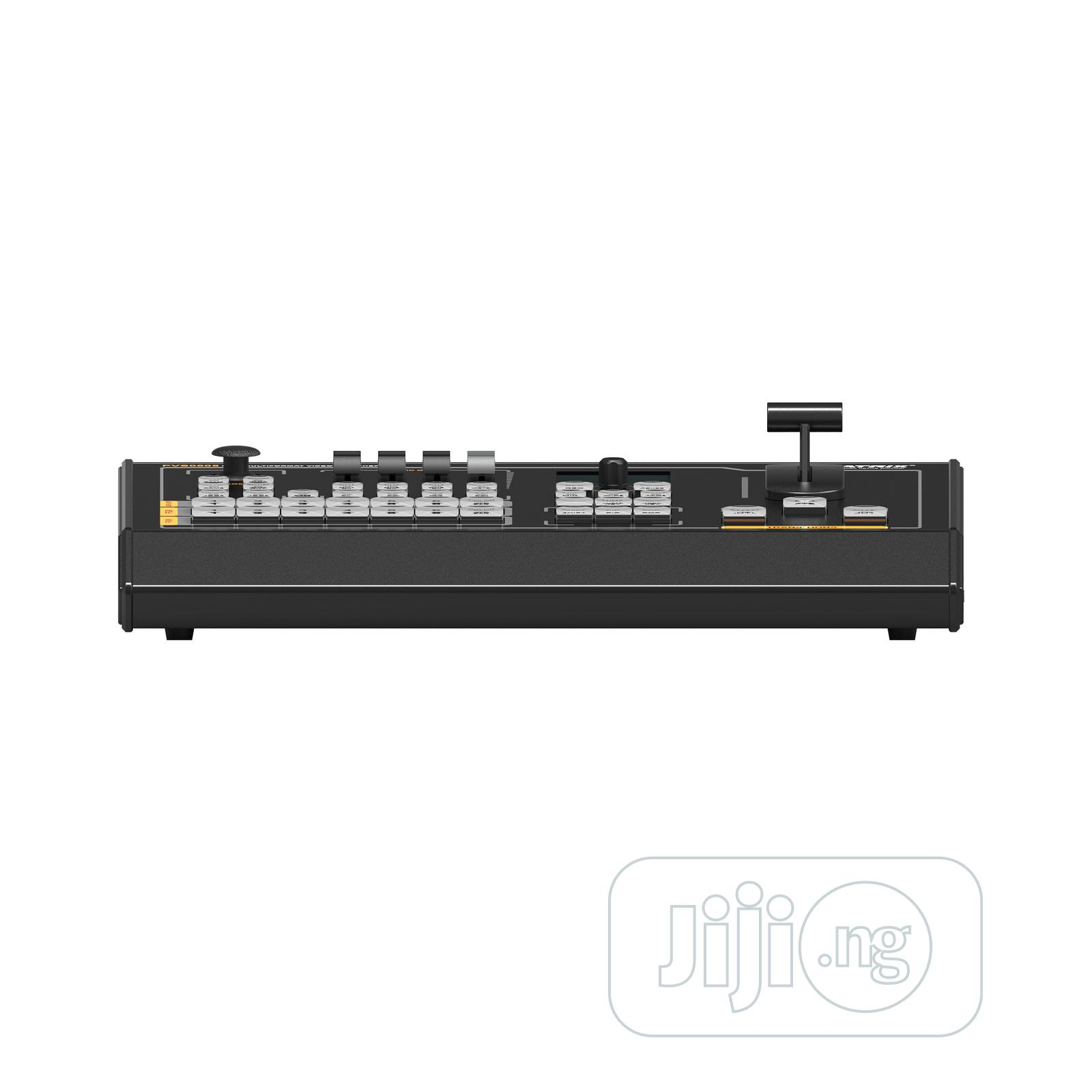 AV MATRIX Standalone 6 Channel Multi-Format Video Switcher | Accessories & Supplies for Electronics for sale in Central Business Dis, Abuja (FCT) State, Nigeria