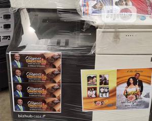 Bizhub C654 DI Konica Minolta Direct Image Printer | Printers & Scanners for sale in Lagos State, Ikeja