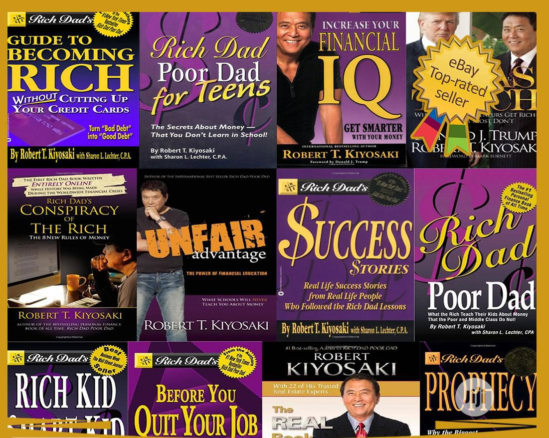 Archive: Rich Dad Poor Dad By Robert T Kiyosaki Ebook