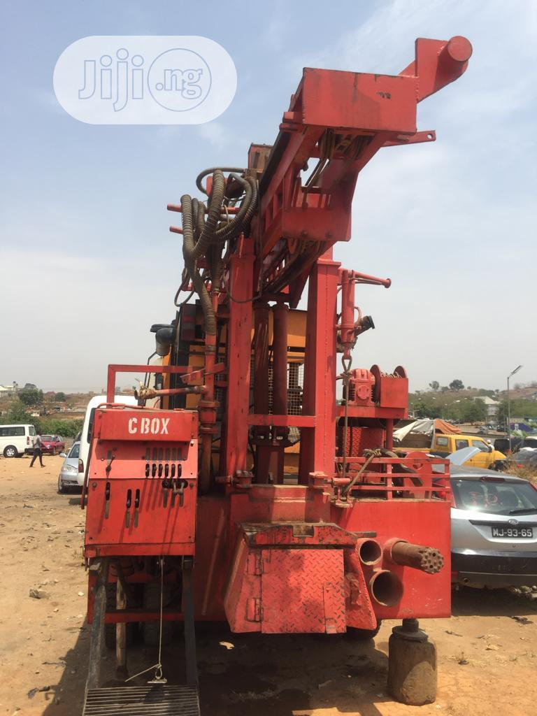Borehole Drilling Rig Indian Rig 2017 | Heavy Equipment for sale in Gwarinpa, Abuja (FCT) State, Nigeria