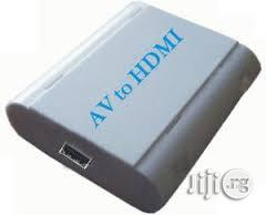 Av To Hdmi Converter | Accessories & Supplies for Electronics for sale in Ikeja, Lagos State, Nigeria