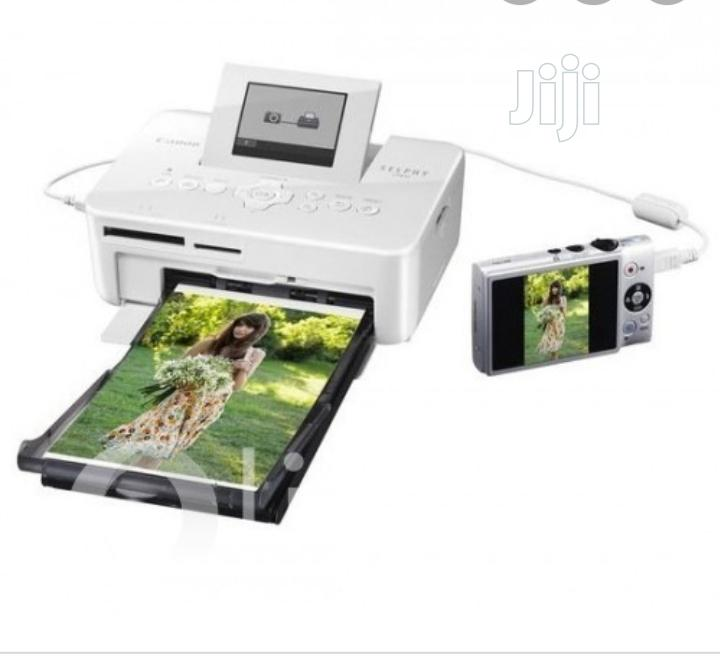 Canon Selphy Cp1000 Photo Printer   Printers & Scanners for sale in Ikeja, Lagos State, Nigeria