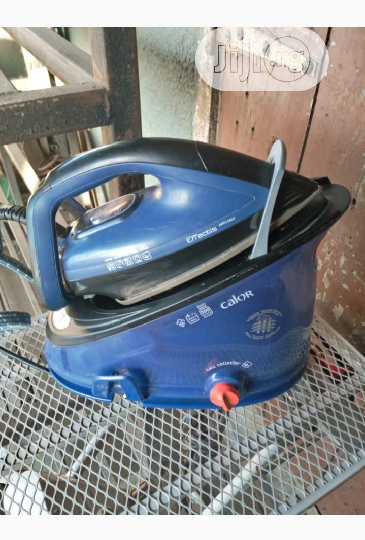 Calor Steem Iron | Home Appliances for sale in Surulere, Lagos State, Nigeria