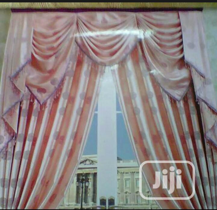 Quality Presidential Curtains for Your Homes and Office | Home Accessories for sale in Victoria Island, Lagos State, Nigeria