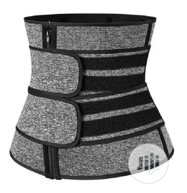 Archive: 2 Belt Adjustable Tummy Slimming Abdominal Waist Shaper