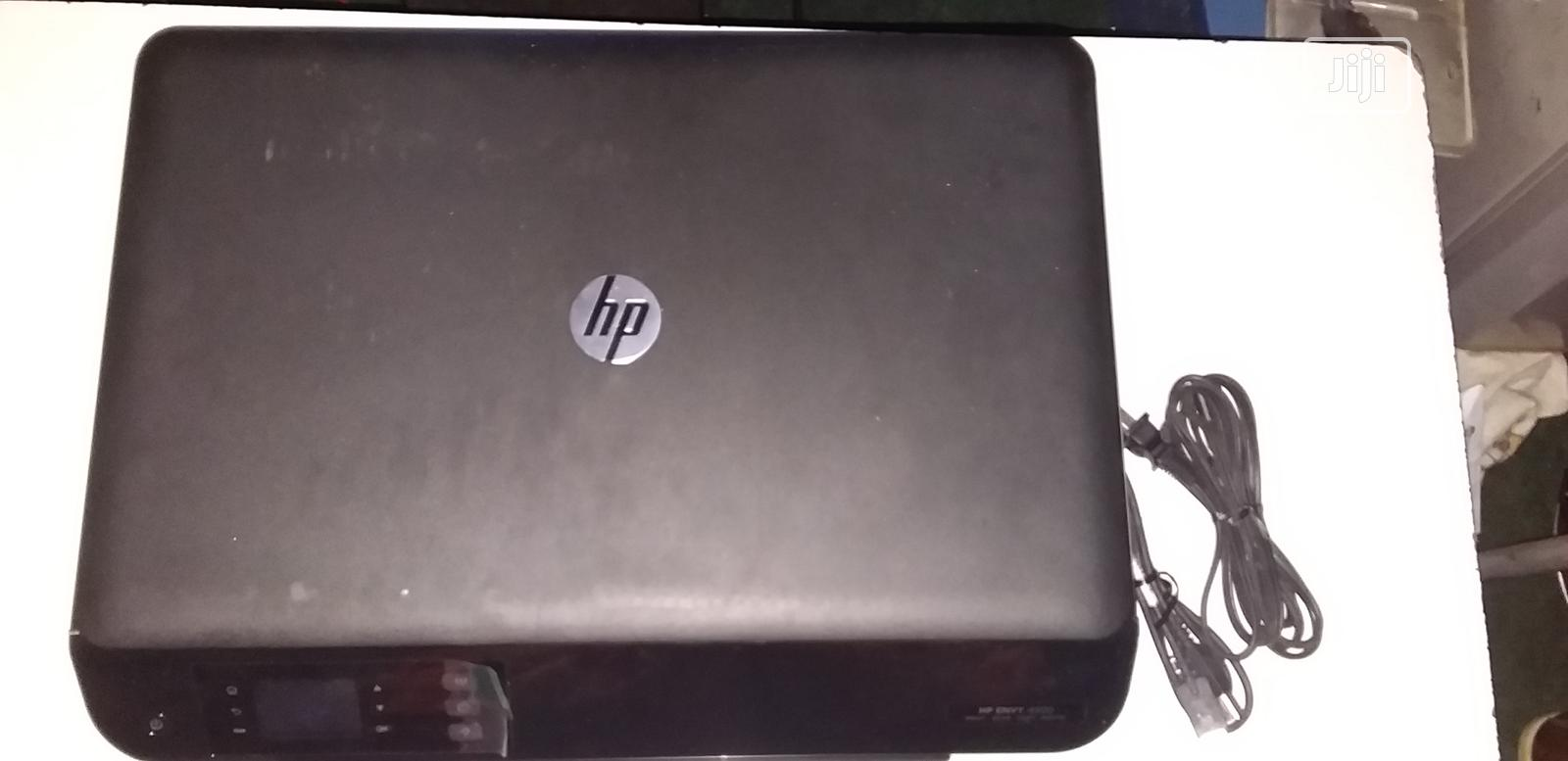 Archive: HP Envy 4500 Wireless All-in-one Color Photo Printer