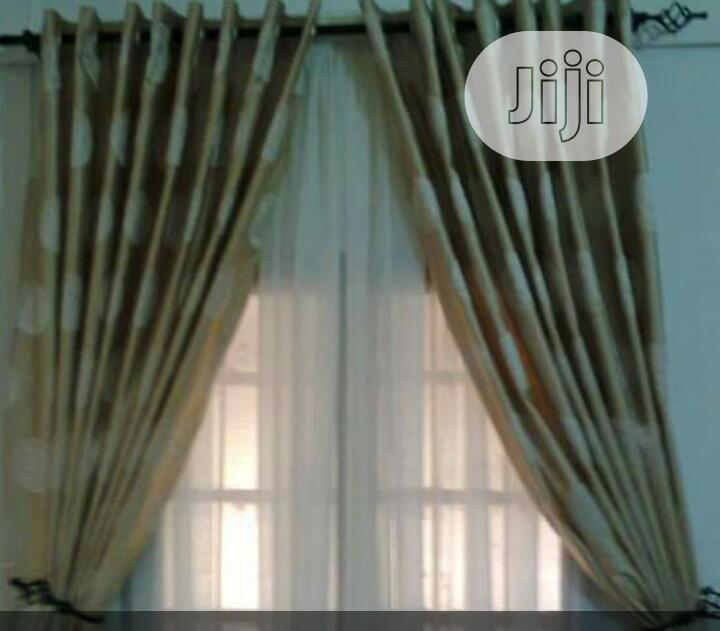 Quality Presidential Curtains for Your Homes and Office, | Home Accessories for sale in Victoria Island, Lagos State, Nigeria