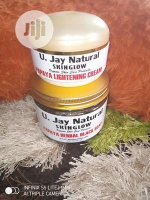 Organic Cream/Organic Black Soap | Bath & Body for sale in Lagos State, Lagos Island (Eko)