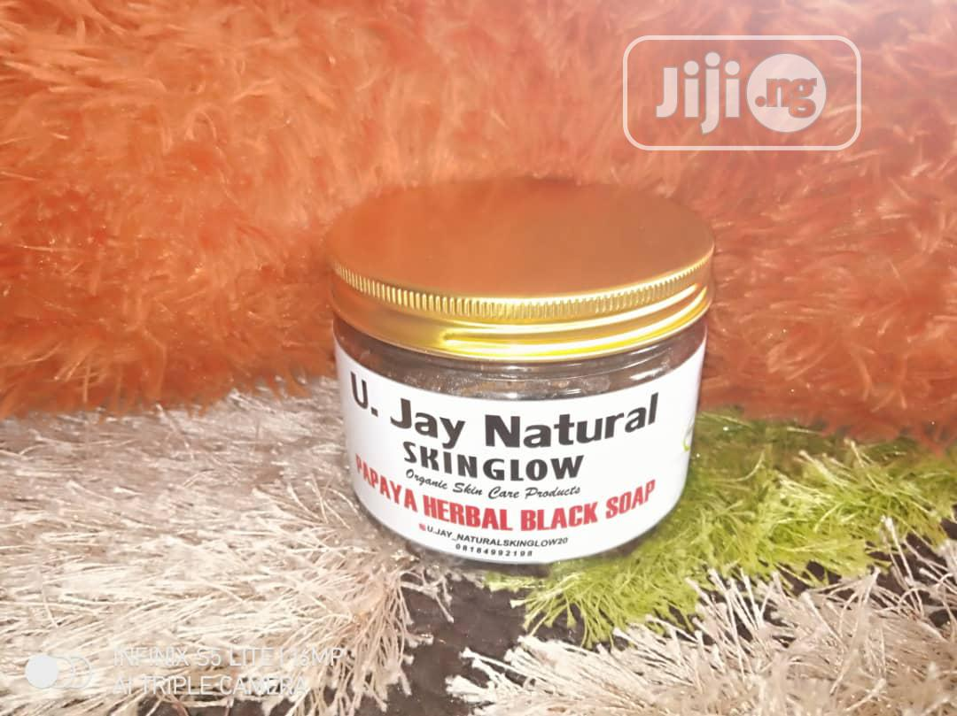 Organic Cream/Organic Black Soap | Bath & Body for sale in Lagos Island, Lagos State, Nigeria