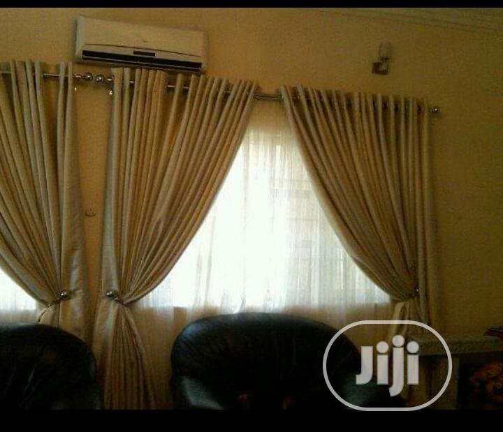 Quality Presidential Curtains For Your Homes And Office | Home Accessories for sale in Surulere, Lagos State, Nigeria