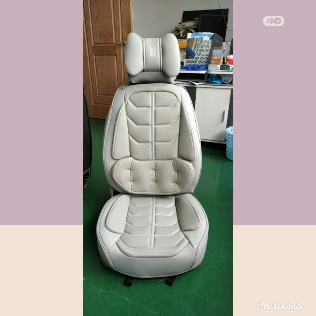 Luxury 9D Leather Seat Cover Plus Freebie