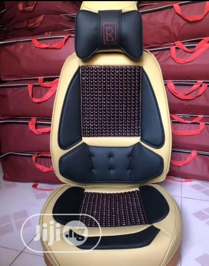 Eather Car Seat Cover Super Luxury