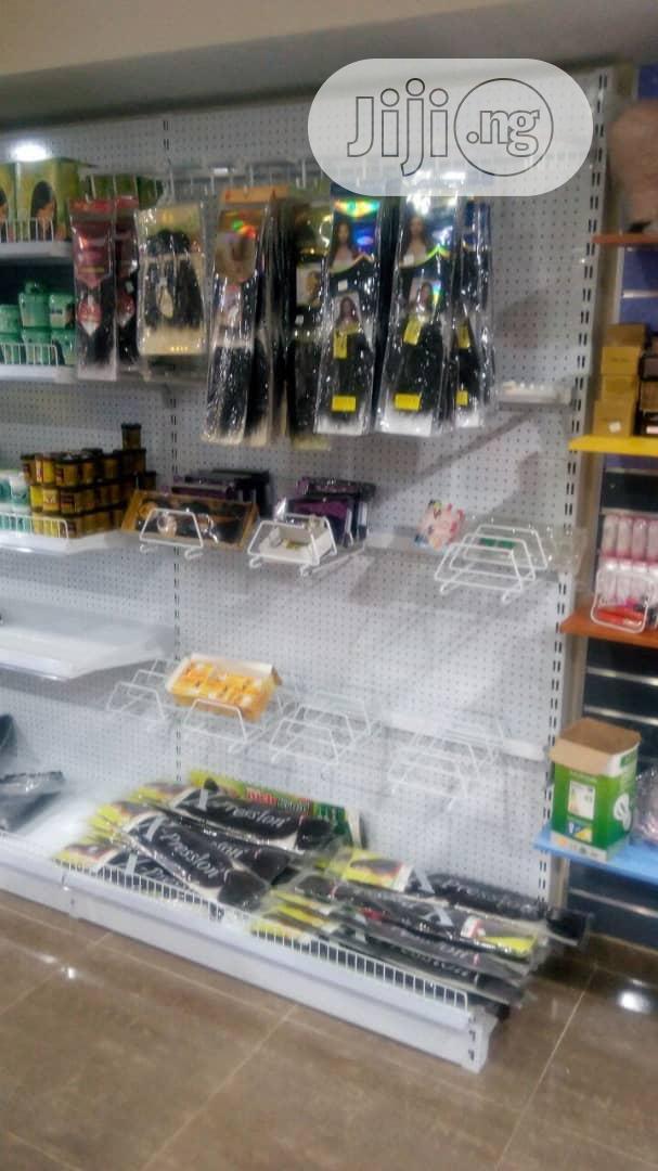 Peg Hooks Shelves | Store Equipment for sale in Ikorodu, Lagos State, Nigeria