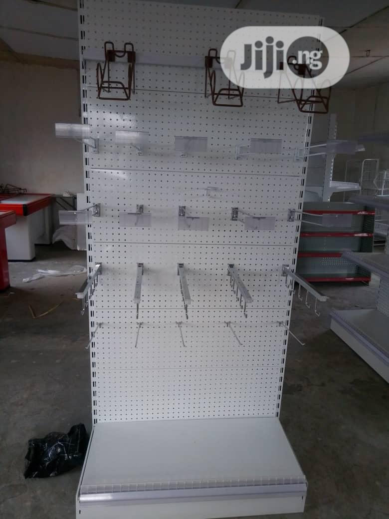Peg Hooks Shelves
