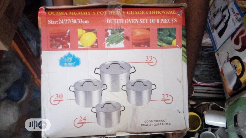 4 Set Cooking Pot
