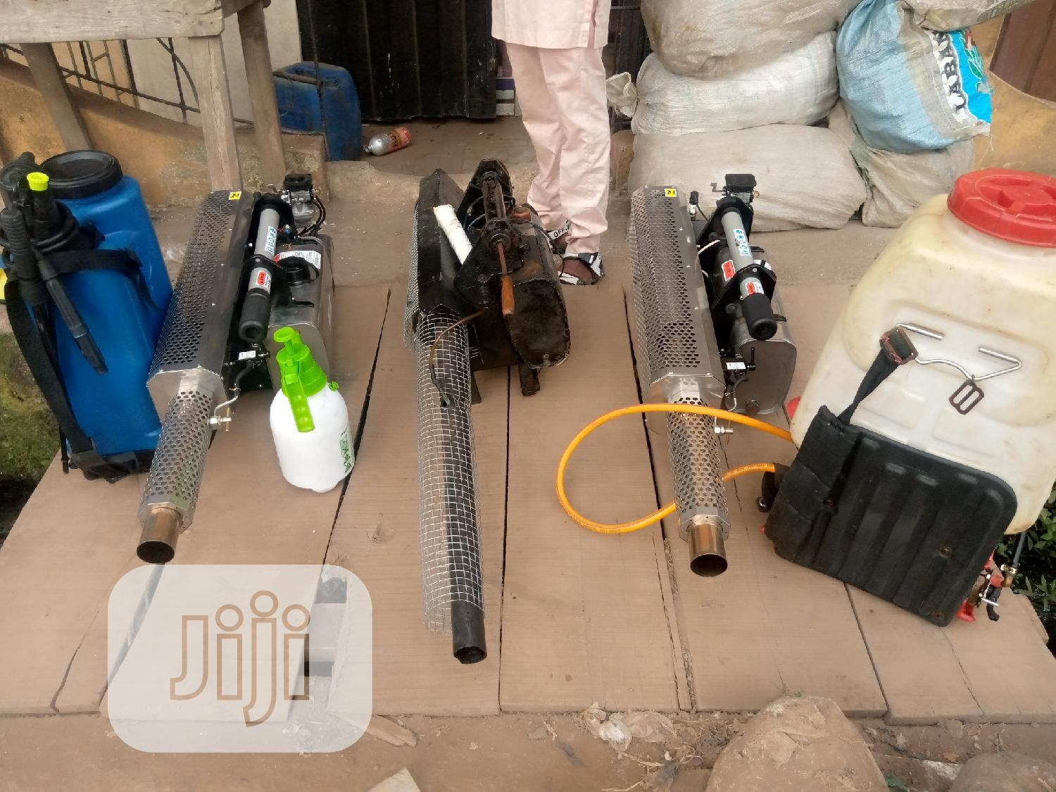 Fumigation Machine Available