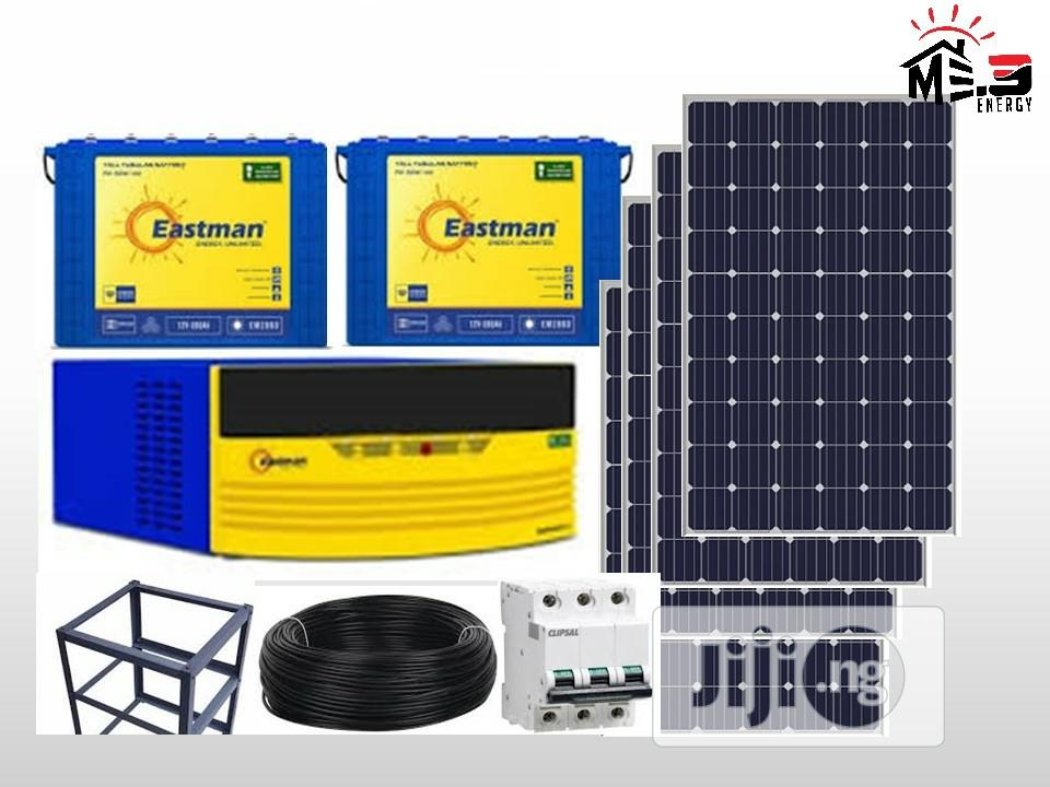 1.5kva Solar System With 24hrs Uninterrupted Power Supply. | Solar Energy for sale in Victoria Island, Lagos State, Nigeria