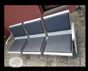 3 In 1 Leather Chair   Furniture for sale in Lagos State, Ojo