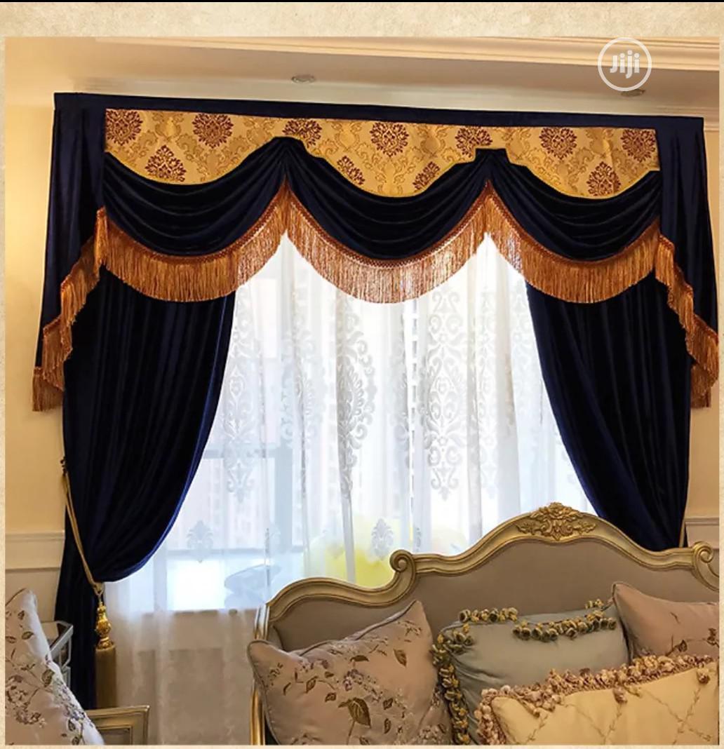 Window Curtains.