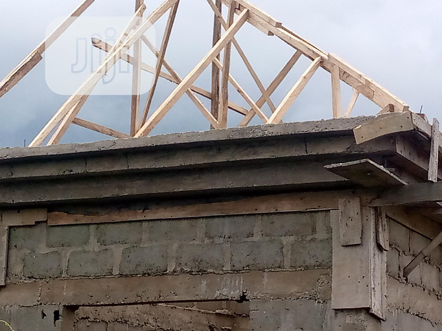 Archive: Parapet And Roofing Installation
