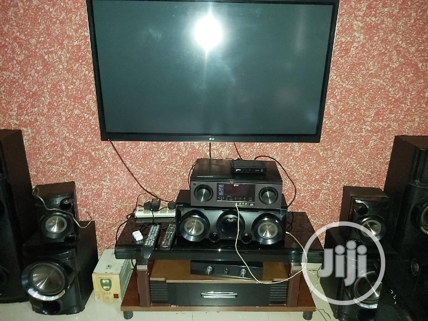 LG 50 Inches Smart Internet Tv | TV & DVD Equipment for sale in Ikorodu, Lagos State, Nigeria
