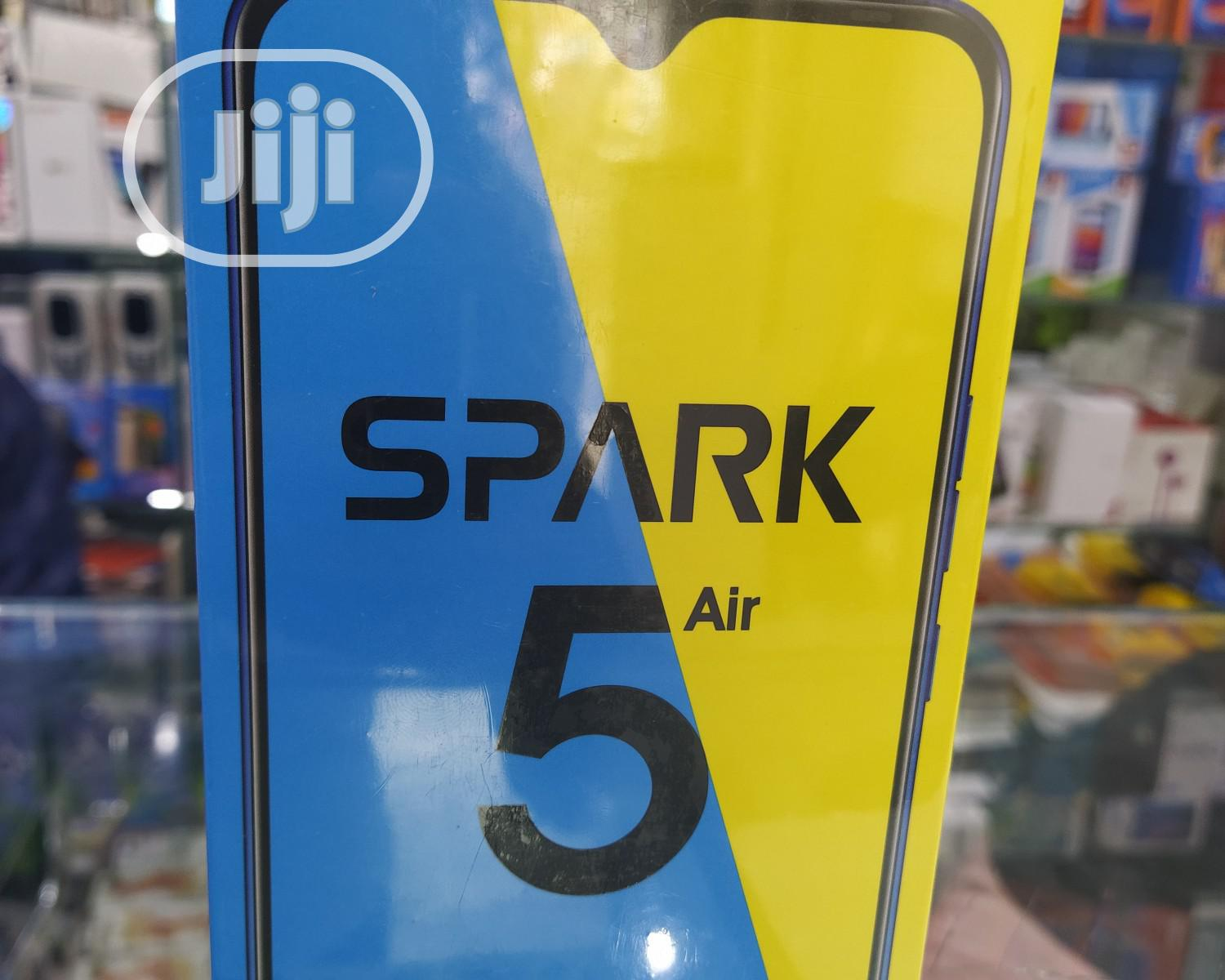 Archive: New Tecno Spark 5 Air 32 GB Silver