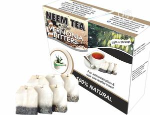 Fight Malaria With Neem Tea Plus Vernonia Bitters   Vitamins & Supplements for sale in Lagos State, Ikeja
