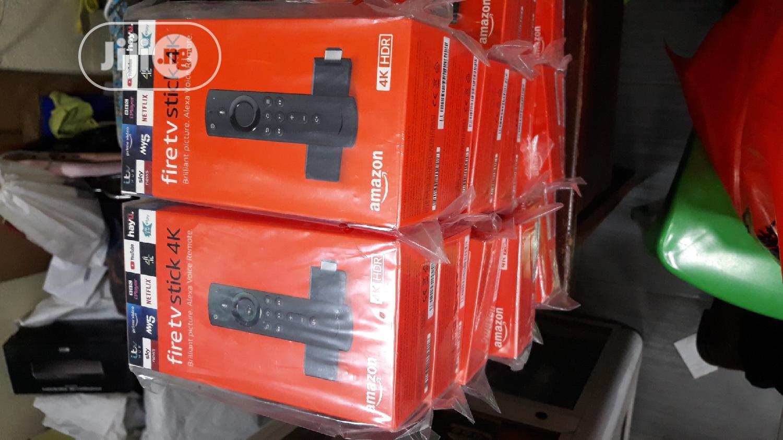 Amazon Firestick 4k. | TV & DVD Equipment for sale in Ikeja, Lagos State, Nigeria