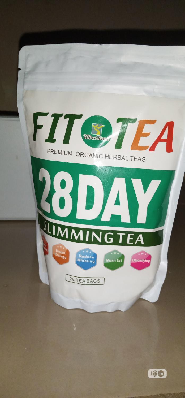 Fit Tea Slimming Tea   Vitamins & Supplements for sale in Dutse-Alhaji, Abuja (FCT) State, Nigeria