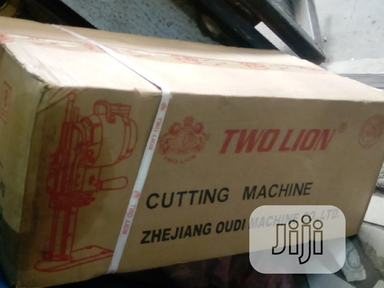 Two Lion Industrial Cutting Machine