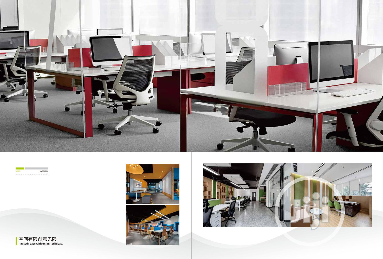 Archive: Interior Design,Furnishing And Building For The Office
