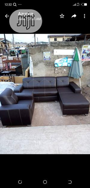 New Set of L-Shape Sofa   Furniture for sale in Lagos State, Gbagada