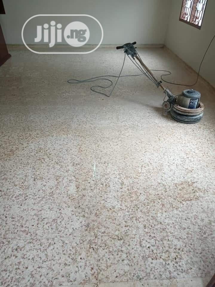 Terrazzo Polishing Restoration and Installation Services