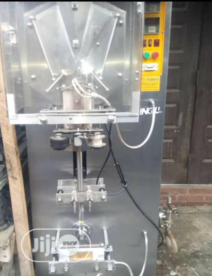 Pure Water Machine