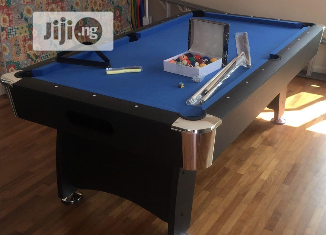 Brand New 8ft Snooker Pool Table
