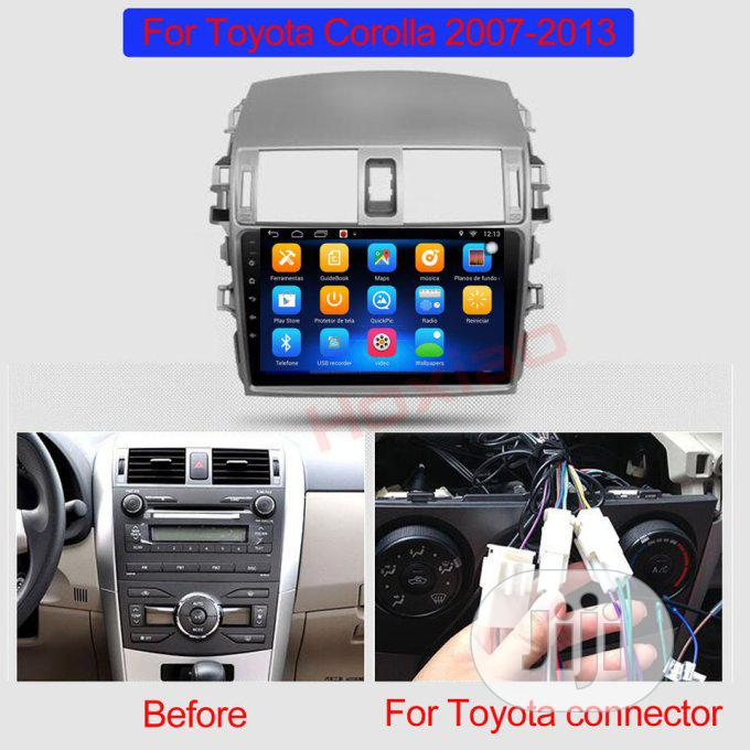 Android Multimedia Player Corolla | Vehicle Parts & Accessories for sale in Gudu, Abuja (FCT) State, Nigeria
